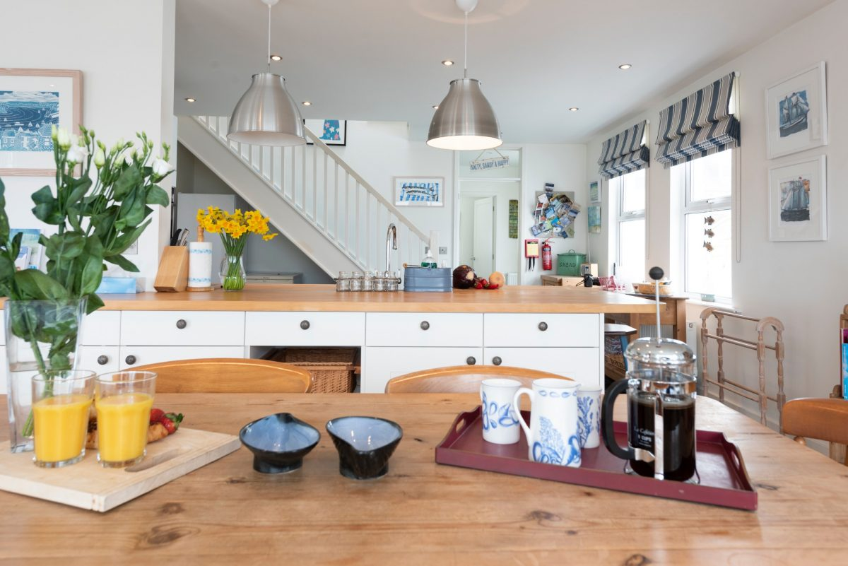 6 Egerton Road - luxury cottage in Padstow