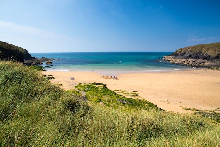 Empty-Beach-June-Cornwall