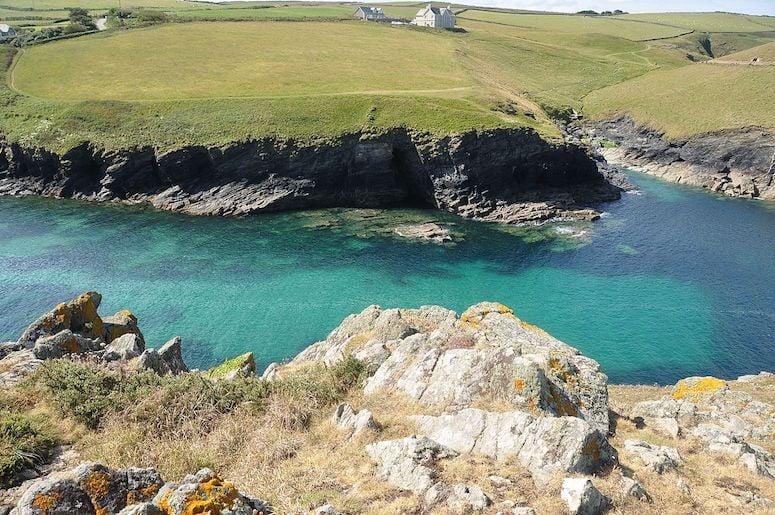 Port Quin Cornwall