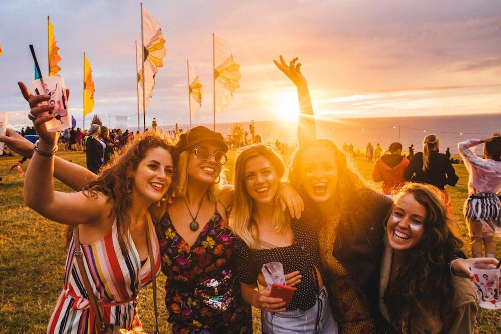 BOARDMASTERS festival in Cornwall