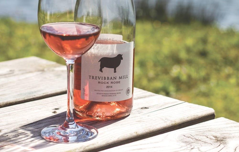 Trevibban Mill Cornish Wine