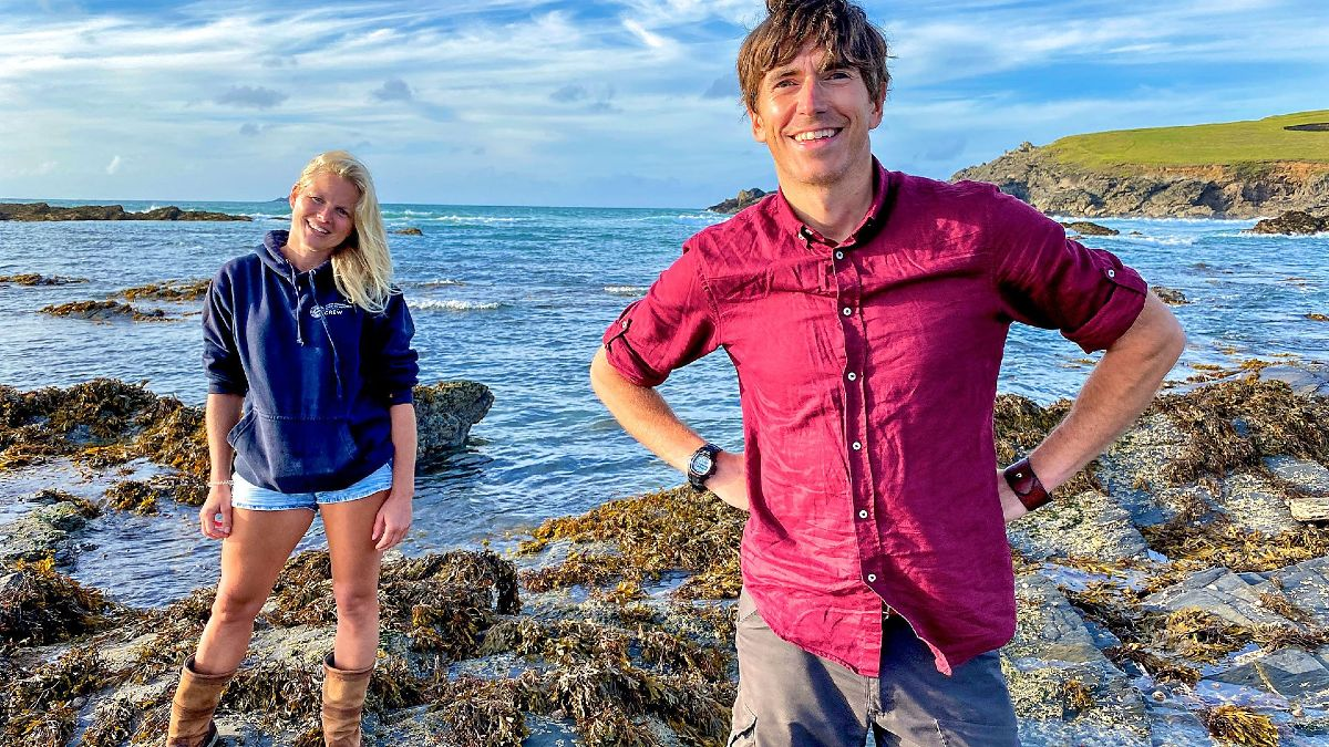 Cornwall with Simon Reeve 2