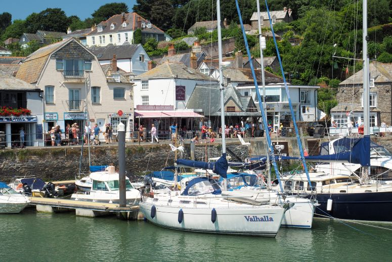 Padstow in Summer