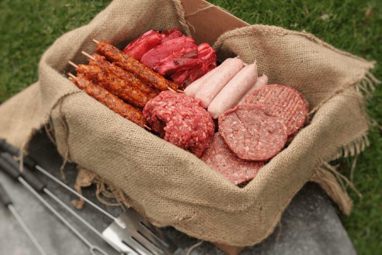Cornish BBQ meat box