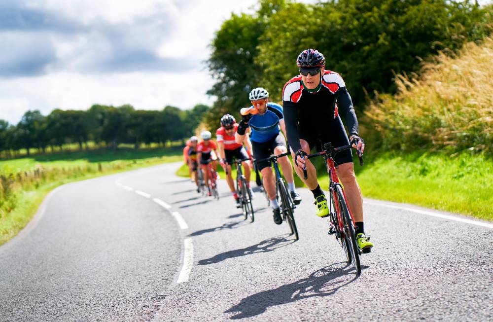 Road cycling in Cornwall